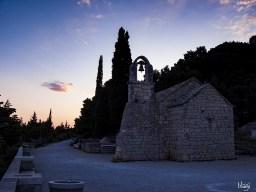 Crkvica svetog Nikole Putnika, Marjan, Split, Hrvatska