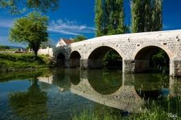 Kameni most, Žegar, Hrvatska