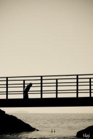 Dijete na mostiću, Trstenik, Split, Hrvatska