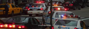 The New York Police Department, NYPD, announce there was no murder in NYC for 12 days