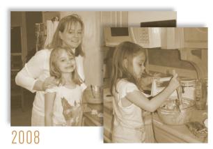 2008 Momma& Rinne Baking Sepia