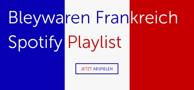 frankreich-playlist