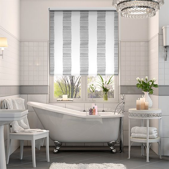 Hot Off The Press The Perfect Bathroom Blinds  Blinds