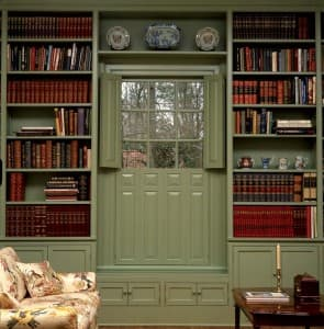 colonial window coverings - interior shutters
