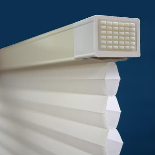 Instafit™ Cordless Cellular Shade from Blinds.com installs with no tools!