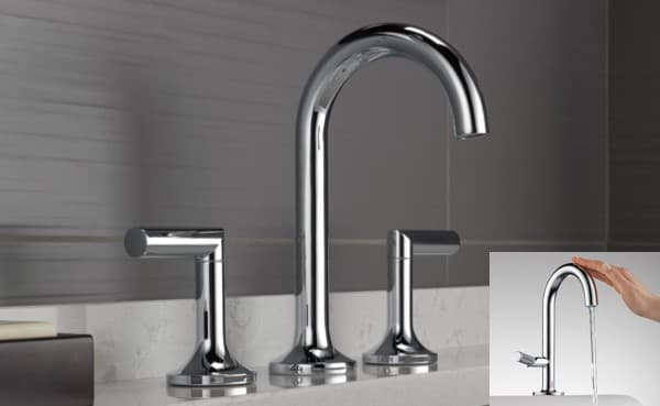 The Kitchen & Bath Industry Brizo Odin Faucet