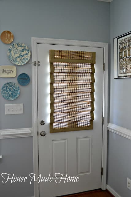 Woven Wood Shades House Made Home