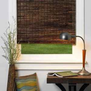 Woven Wood Window Shades