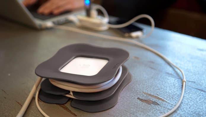 Dorm Essentials: PowerCurl Mac Cord Manager