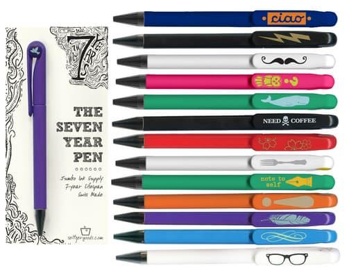 Dorm Essentials: Seven Year Pen