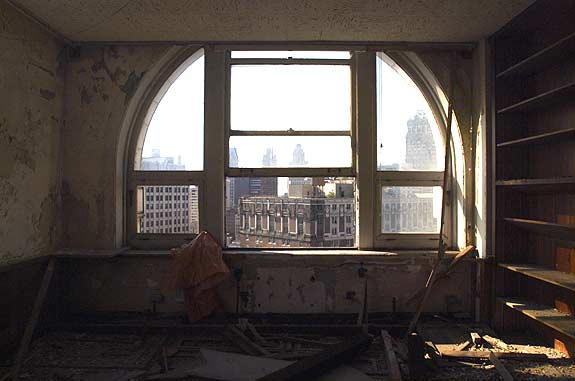 Kales Building - Forgotten Detroit