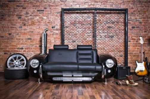 Recycled Car Furniture