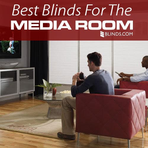How To Blackout Media Room Windows