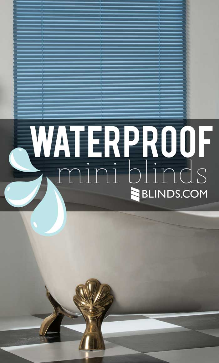 Waterproof mini blinds  the rubber ducky of window