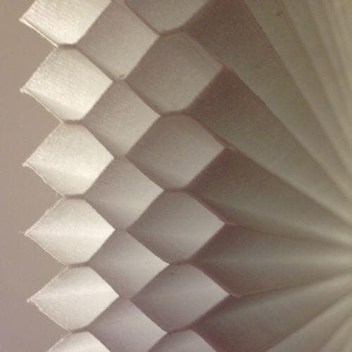 Insulating Triple Cell Shades
