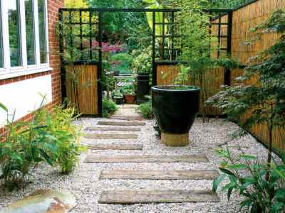 Bamboo Garden Screening