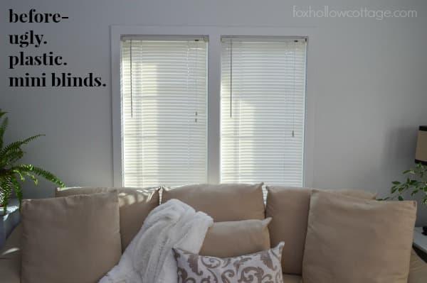before-ugly-plastic-mini-blinds