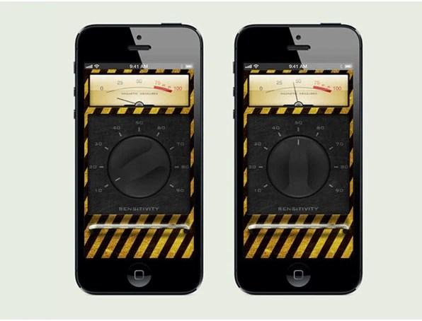 home apps - metal detector