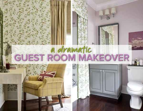laura ashley room makeover