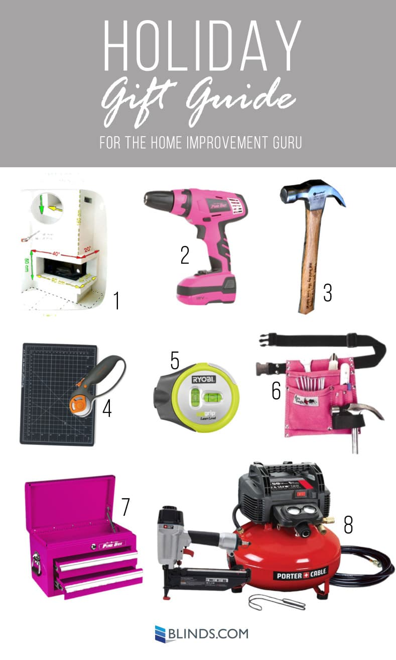 2014 Gift Guide For The Home Improvement Guru The
