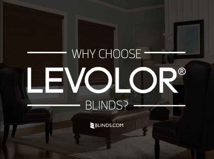 Why Choose Levolor Blinds A Legacy Of Quality The