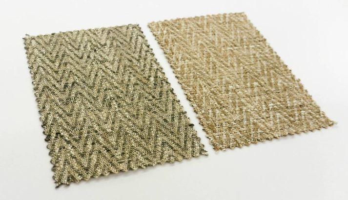 Blinds.com Classic Roman Shade Fabrics Herringbone