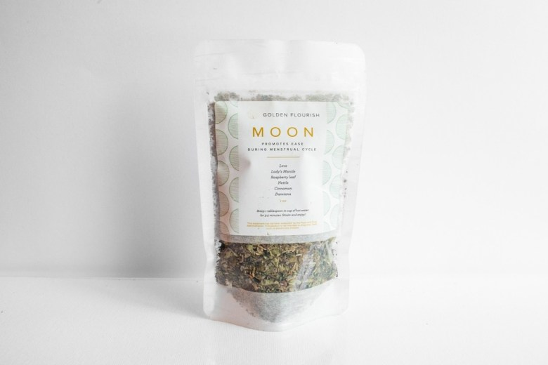 Moon Herbal Organic Tea