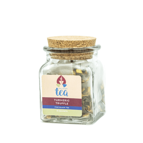 New Secrets Tea - Turmeric Truffle Tea