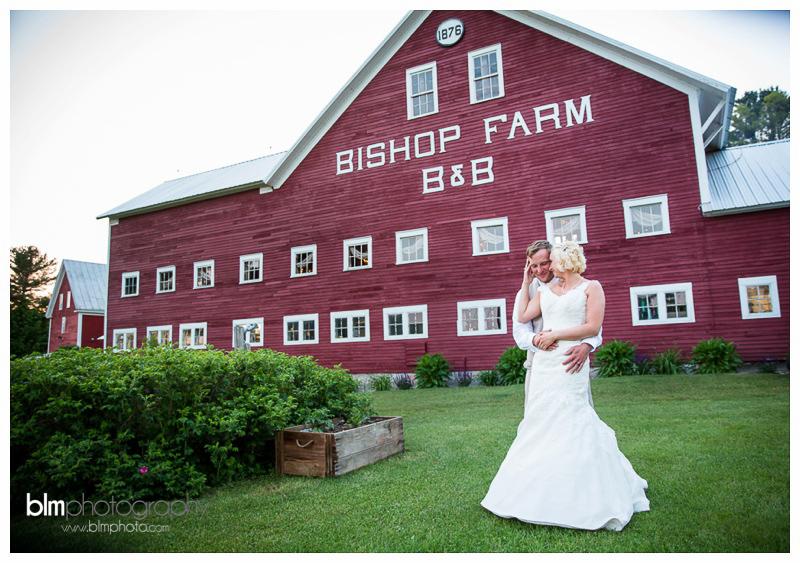 Bishop Farm Wedding Photos| Kathleen & Buddy | New Hampshire Wedding Photographer | Rustic Elegant June Wedding | BLM Photography_051.jpg