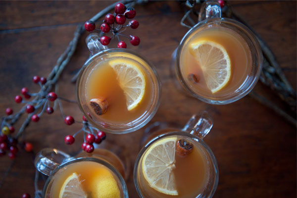Hot Toddy from Blue Apron