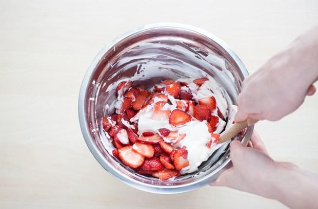 Strawberry Parfaits   Blue Apron Blog