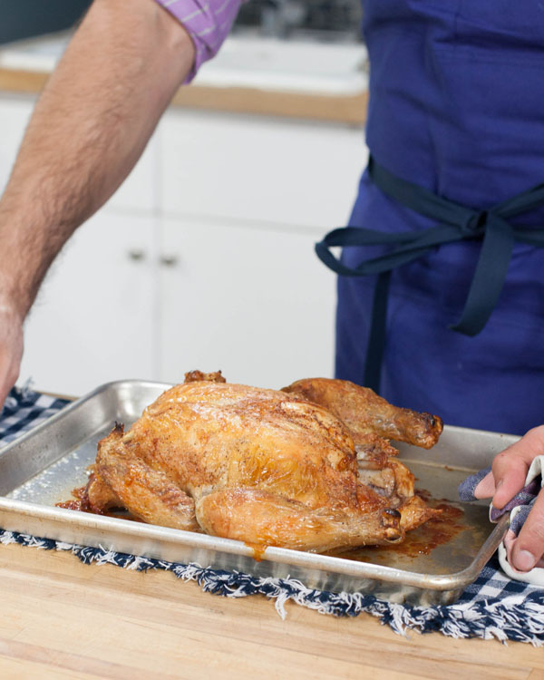 Video: Here's How To Make A Perfect Roast Chicken