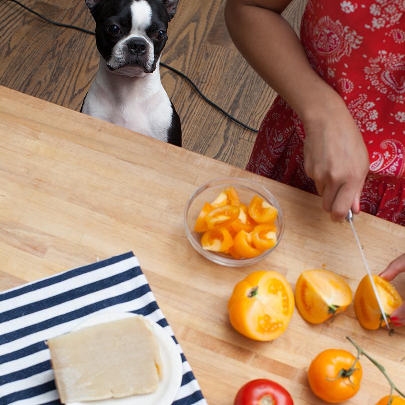 #BlueApronSummer Tomatoes