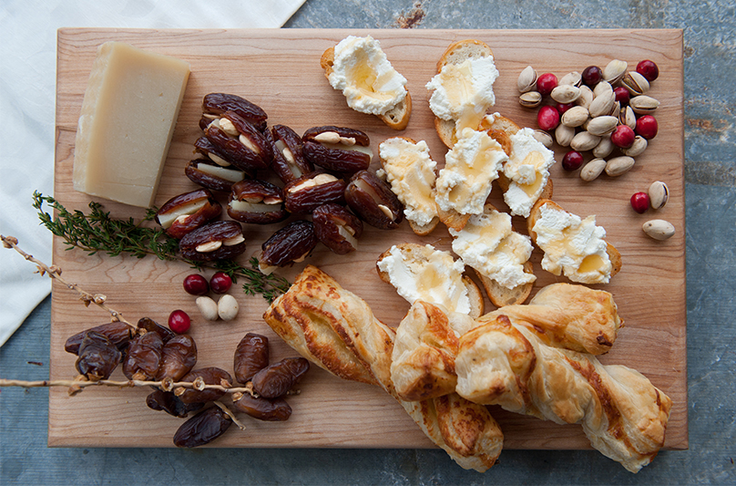 Cheese Plate 1
