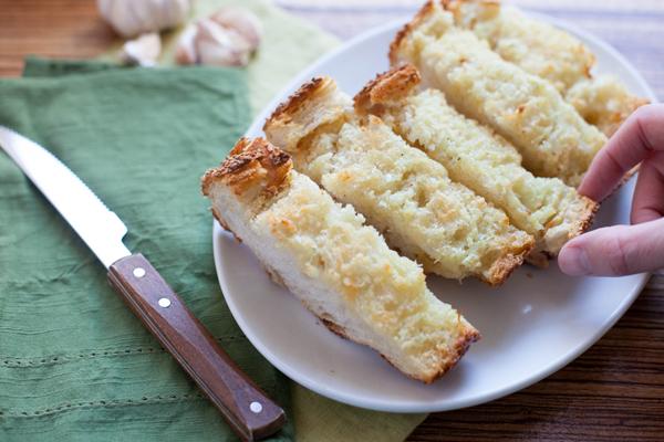 Perfect Homemade Garlic Bread