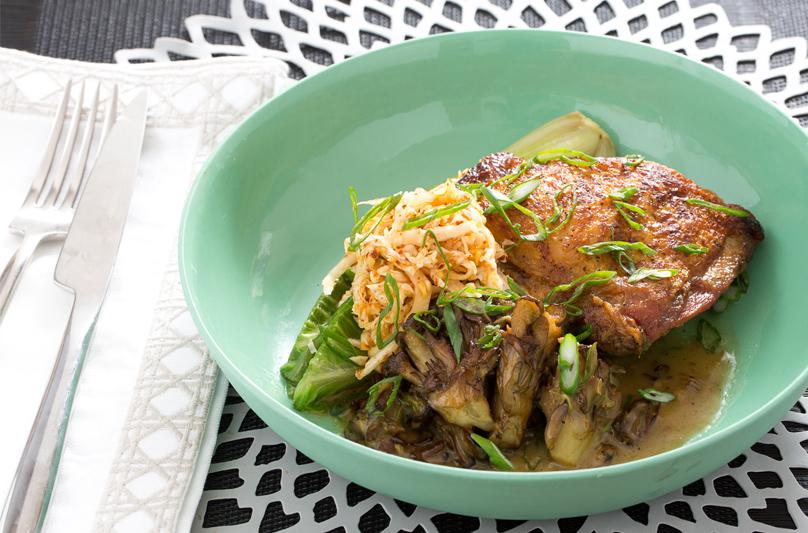 Top Chef Winning Recipe