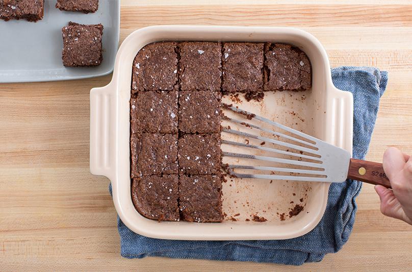 Five-Ingredient Brownies | Blue Apron
