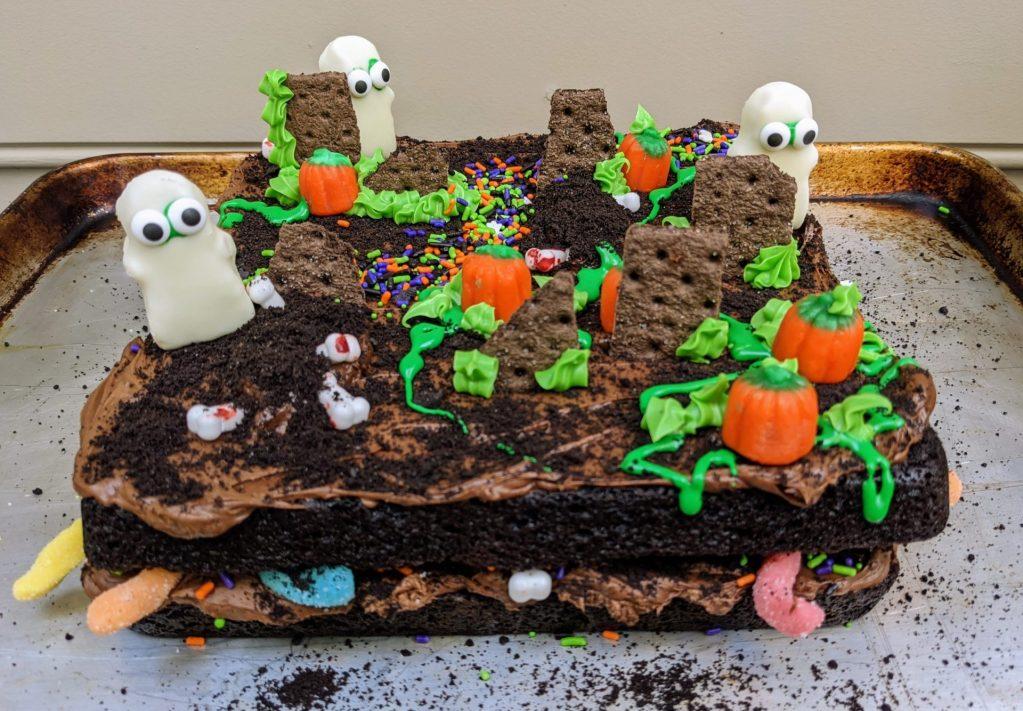 easy halloween dessert