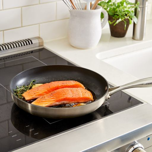 nonstick frying pan gift for people who love to cook