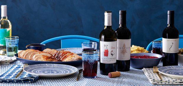 thanksgiving wine pairing
