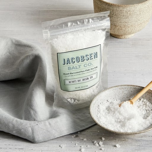 Here are six salts that every cook should have on hand, from kosher to rock salt.