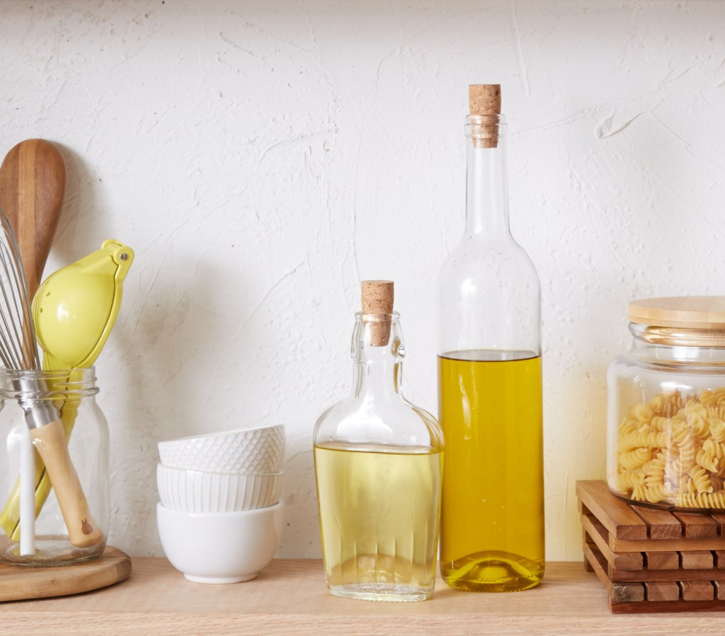 types of cooking oils