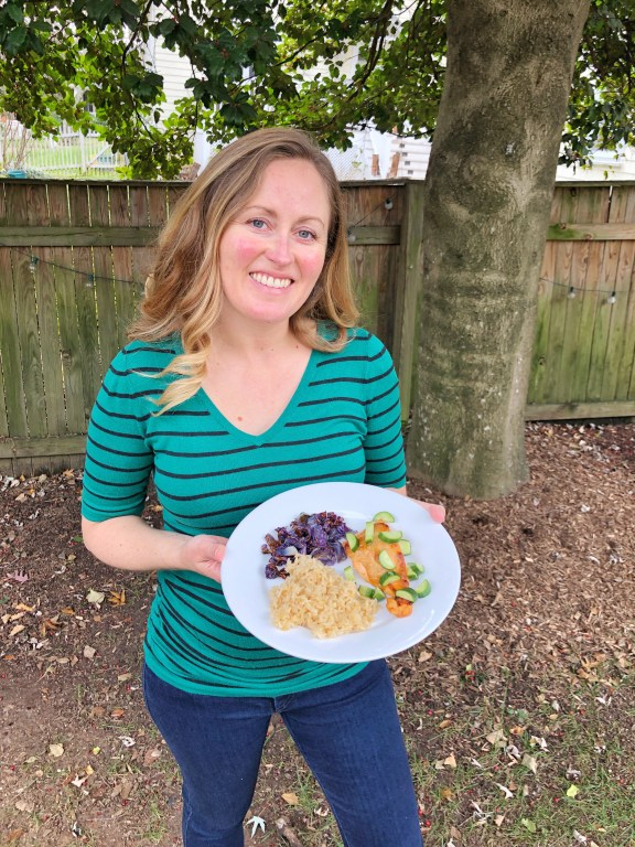 eating well with anne mauney