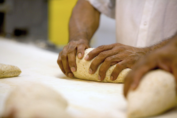 shaping tribeca oven bread