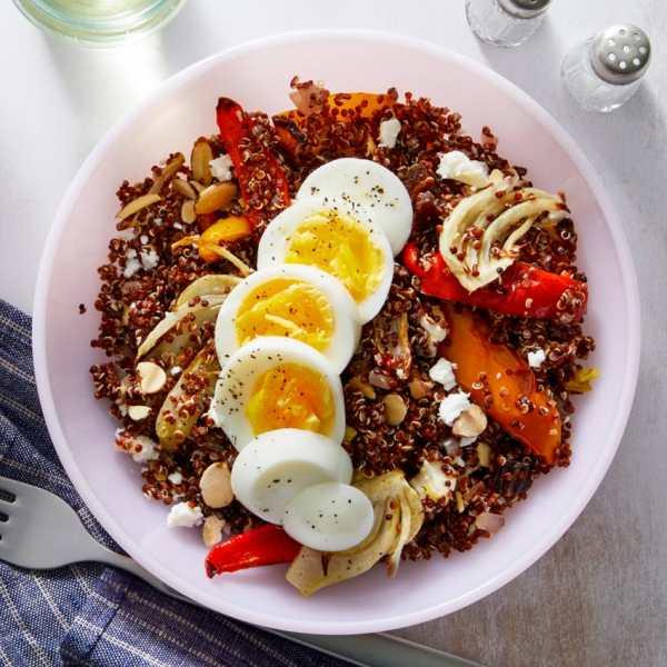 plant-based protein quinoa