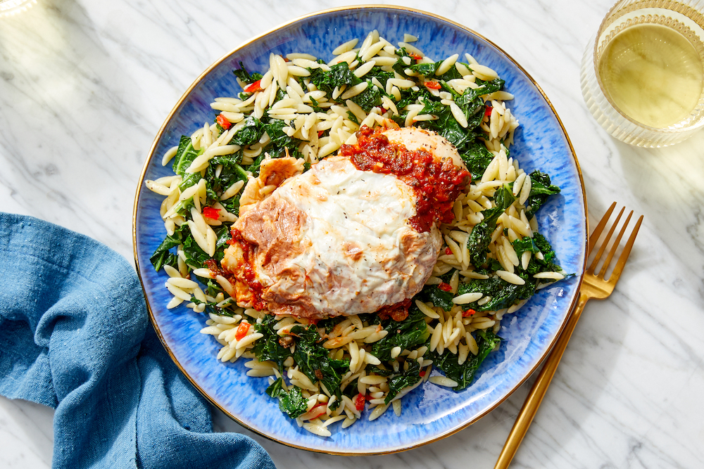 Chicken Orzo Family Meal Delivery