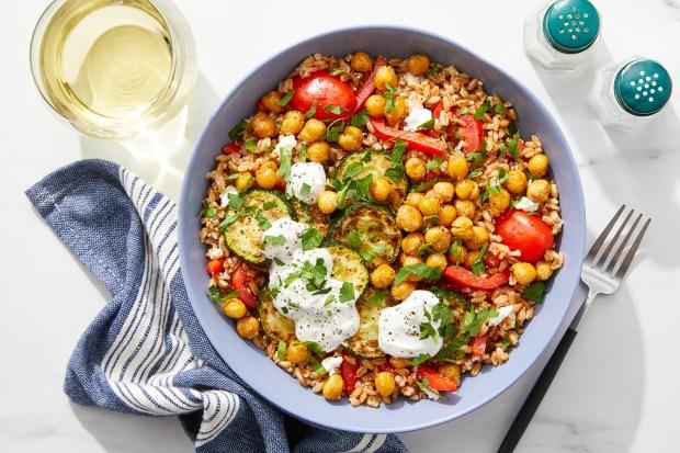 Vegetarian Meal Kit of Chickpea Stew