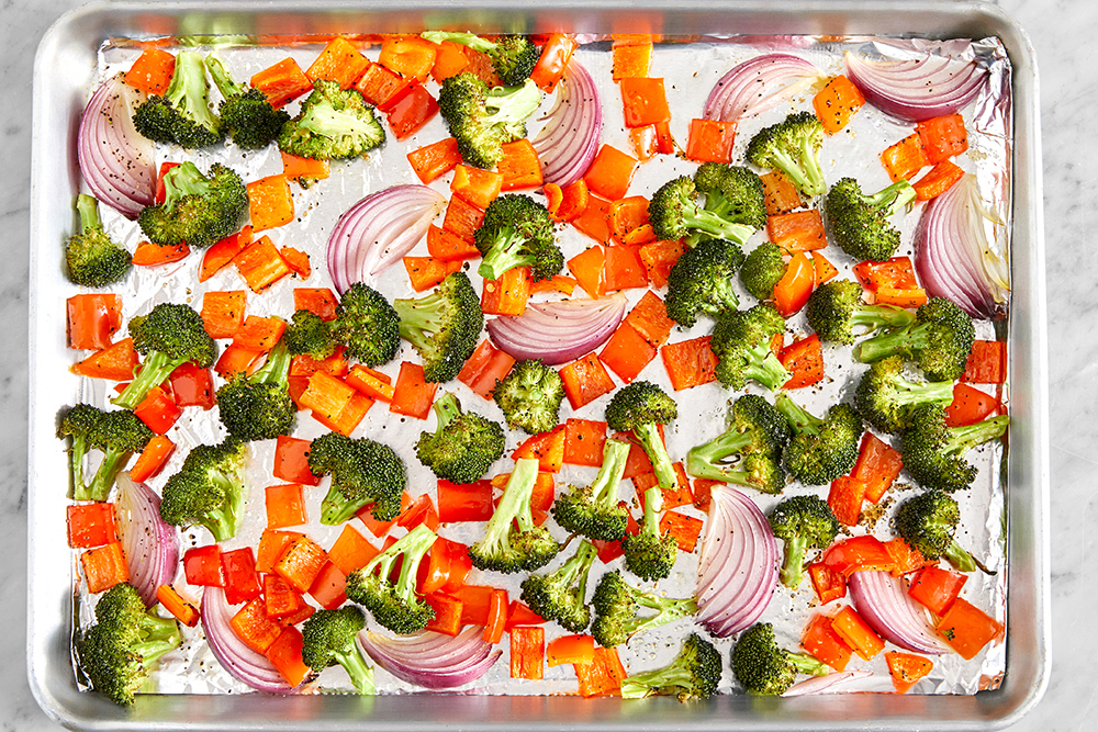 Healthy Meal Prep Delivery of Fresh Vegetables