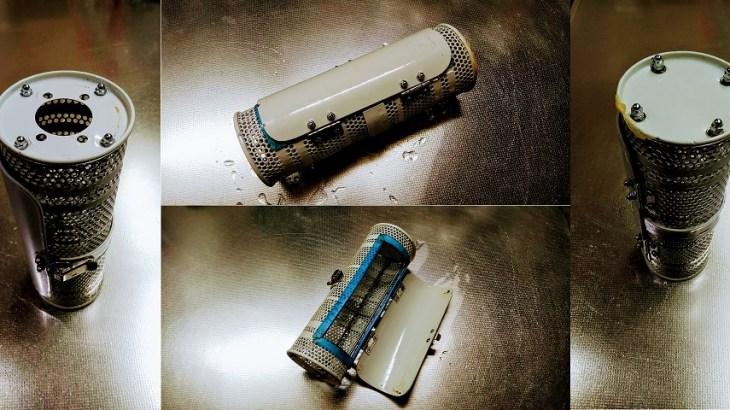 片手雑巾絞り器の原型