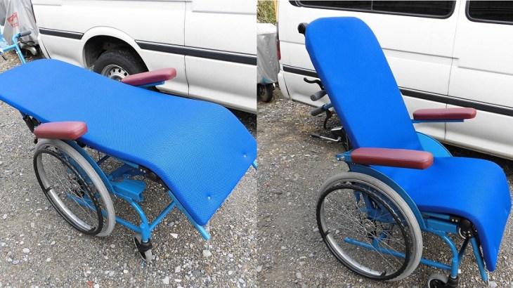 ストレッチャー車椅子